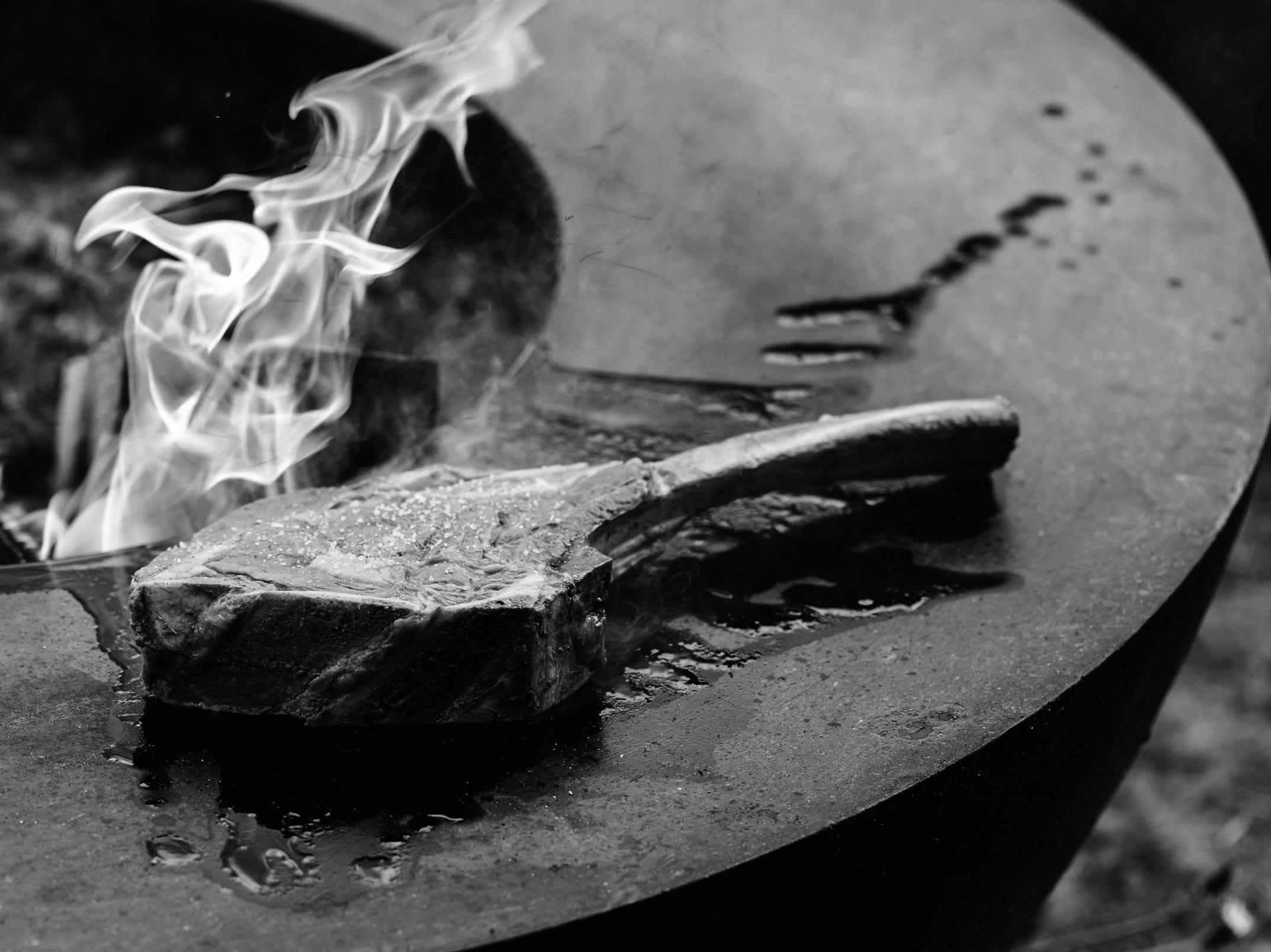 Fleisch Feuerring